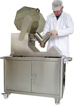 Laboratory Scale Powder Blender