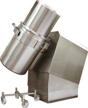 Medium Scale Powder Blender with a 200L drum